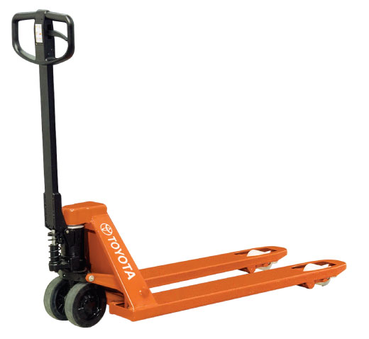 Toyota Bt Lhm 230 300 Hand Pallet Jack Toyota Material