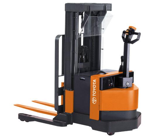 Raymond Rss22 30 40 Walkie Straddle Stacker Forklift Toyota Material Handling Australia S