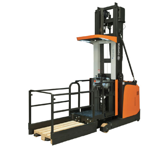 order picker machine