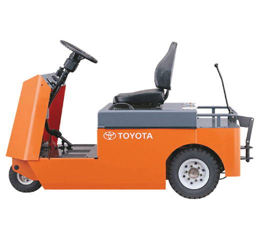 Stand Up Tow Tractor : Toyota cbt sit down and cbty stand up