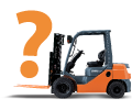 Which forklift?