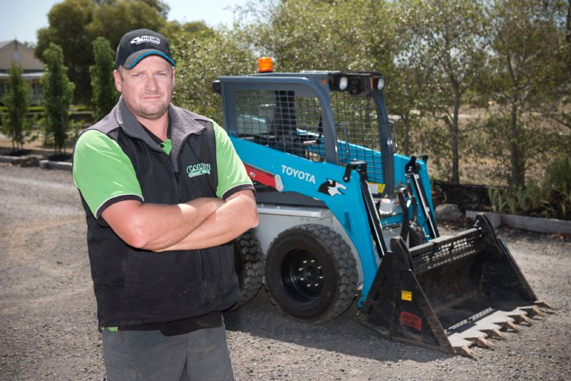 Toyota Huski The Right Choice For Landscaping Contractor
