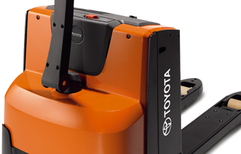 Electric Pallet Jacks from Toyota | Power Pallet Trucks