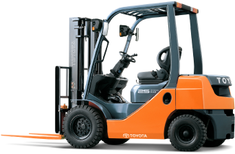 Engine Powered Counterbalance Forklifts Toyota Forklifts