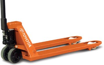 Hand Pallet Jacks Tough Toyota Hand Pallet Jacks