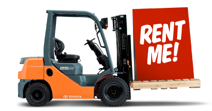 Forklift Hire Amp Rental Full Range Of Toyota Forklifts