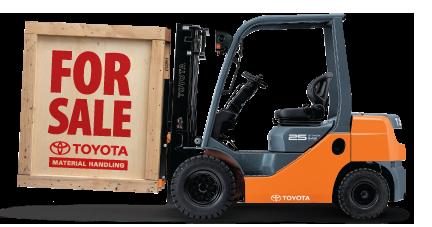 Merchandise Toyota Material Handling Australia S