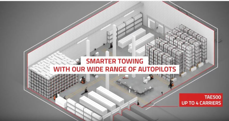 Optimise your operations with Toyota's Automation Solutions